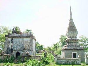 Khu mộ của vua săn voi