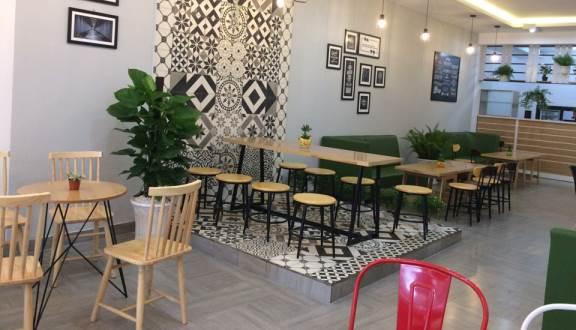 Cafe Buôn Mê | Mr Bi – Coffee & Milk Tea