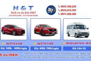 Thuê xe ô tô Buôn Ma Thuột giá rẻ – Xe tự lái, có lái | Thuê xe anh Hưng 1
