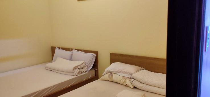 Phòng 2 giường đôi tại an1 Homestay